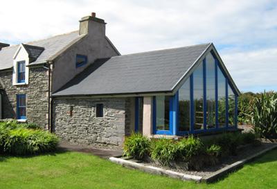 neidin privates ferienhaus irland kerry valentia island am meer. Black Bedroom Furniture Sets. Home Design Ideas