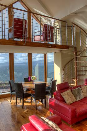 an rinnin luxus ferienhaus kerry am meer. Black Bedroom Furniture Sets. Home Design Ideas