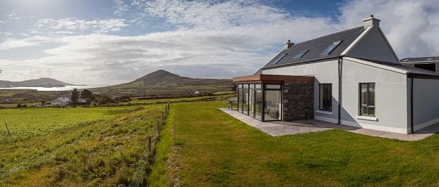 tig tomas ferienhaus mit meerblick in irland mieten caherciveen wild atlantic way. Black Bedroom Furniture Sets. Home Design Ideas